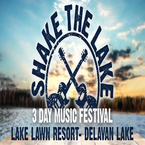 Shake the Lake-July 28-30, 2017