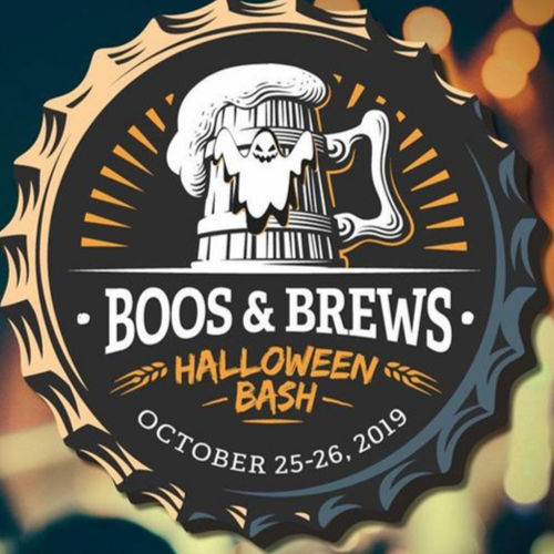 BOOS & BREWS Halloween Bash-Oct. 25-26