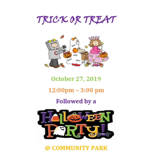Delavan Halloween Party-Oct. 27