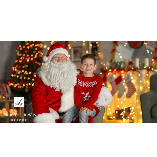 Breakfast With Santa-Nov. 30