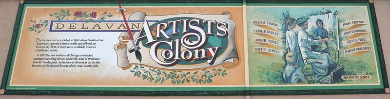 12 Delavan Art Colony